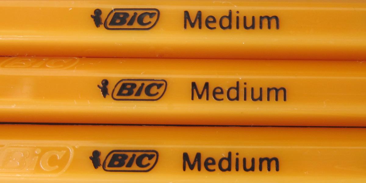 BIC Orange ボールペン