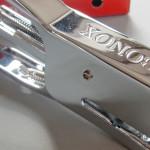 アメリカンな雰囲気のホッチキス「BONOX stapler」