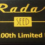 創業100周年記念 SEED ブラックレーダー2015