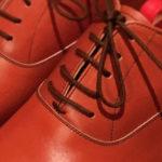 スコッチグレインの革靴を買いました