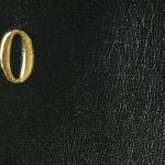 2020年版 能率手帳ゴールド